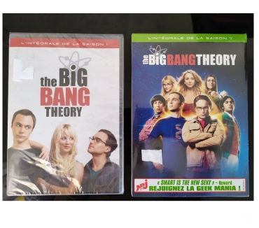 Photos Vivastreet The Big Bang Theory
