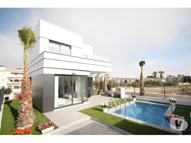 Photos Vivastreet VILLAS NEUVES AUGUSTA CIUDAD QUESADA GUARDAMAR - 198.000 €