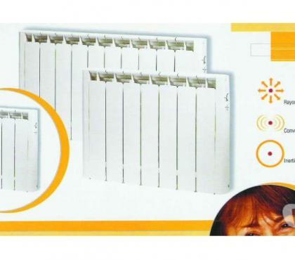 Photos Vivastreet radiateur électrique ECOTHERM à double et forte inertie