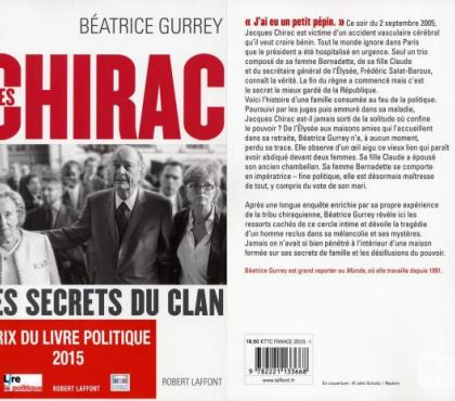 Photos Vivastreet Les CHIRAC - Les Secrets du Clan
