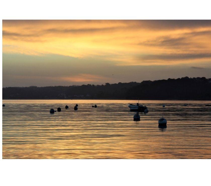 location saisonniere Côtes-d'Armor Perros Guirec - Photos Vivastreet La Presqu'île du Lenn vue mer
