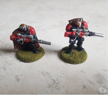 Photos Vivastreet Space marine 2 SCOUTS (plomb)