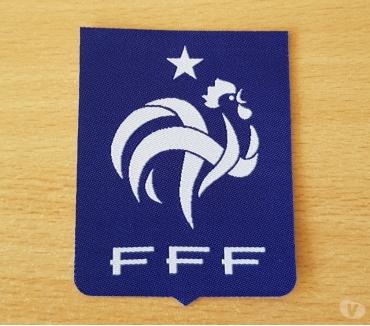 Photos Vivastreet ecusson en tissu fédération française de football fff 98
