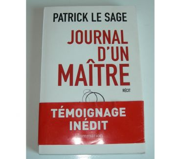 Photos Vivastreet JOURNAL D'UN MAITRE - Patrick LE SAGE