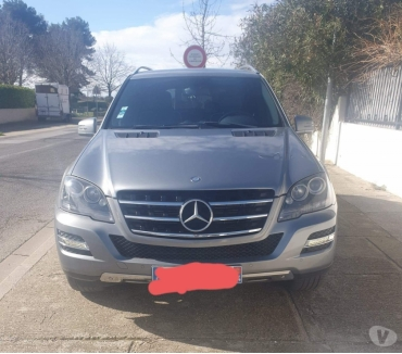 Photos Vivastreet MERCEDES CLASSE  ML 300 CDI