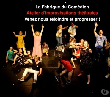 Photos Vivastreet Atelier d'impro en semaine à Paris. 2020-2021