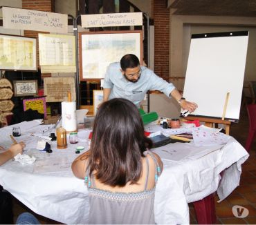 Photos Vivastreet CALLIGRAPHIE ARABE : Ateliers et stages