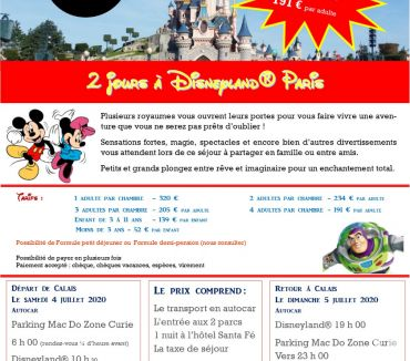 Photos Vivastreet Disneyland® Paris - 2 jours - 1 nuit