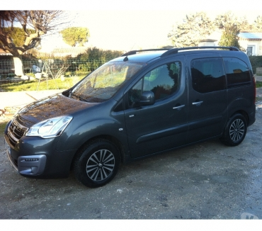 Photos Vivastreet Peugeot partner style 1.6 blue hdi 100ch toutes options