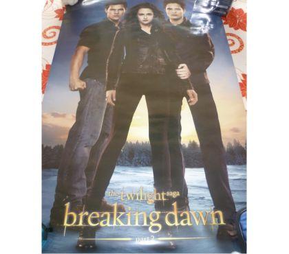 Photos Vivastreet Poster twilight ciné film edward cullen bella jacob vampire
