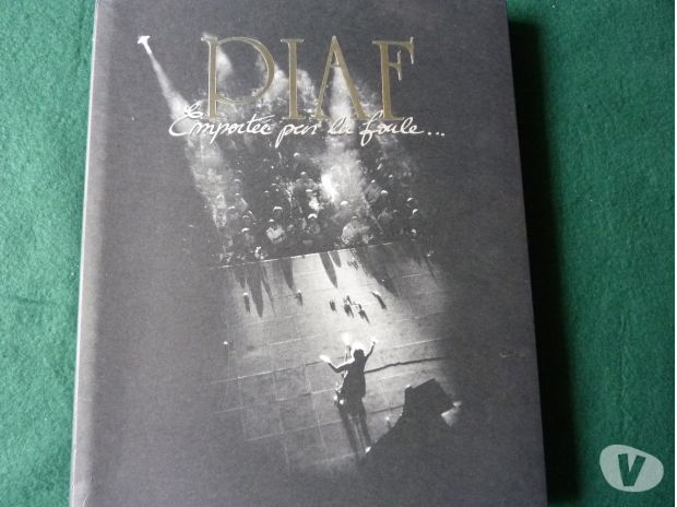 Photos Vivastreet Livre collector Edith Piaf