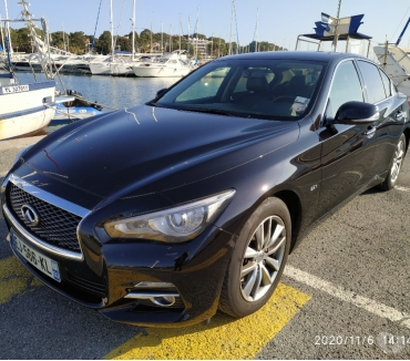 Photos Vivastreet INFINITI Q50 BVA 2017 Premium Executive CT OK