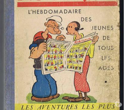 Photos Vivastreet Reliure ROBINSON, 1939. Numéros 157 à 182. Défauts signalés.