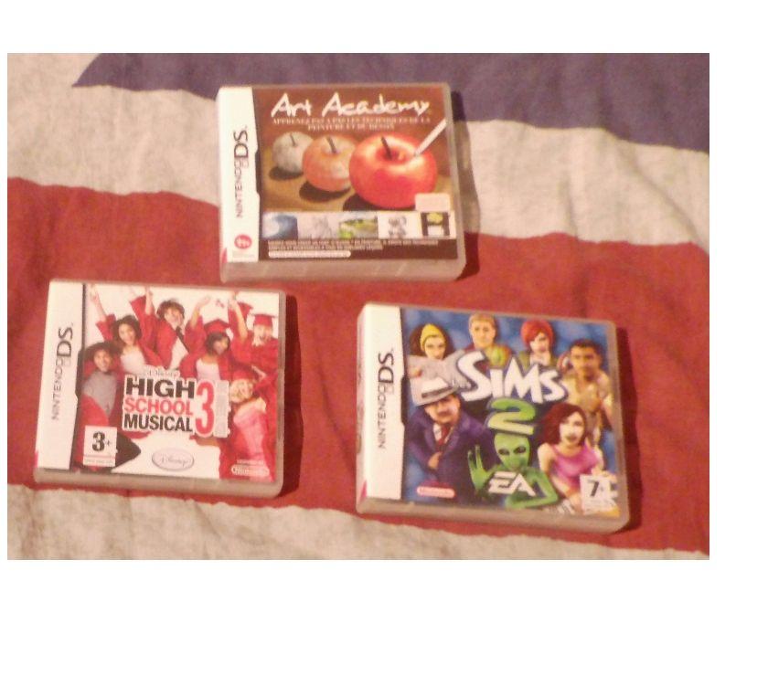 Photos Vivastreet Jeux pour console Nintendo DS