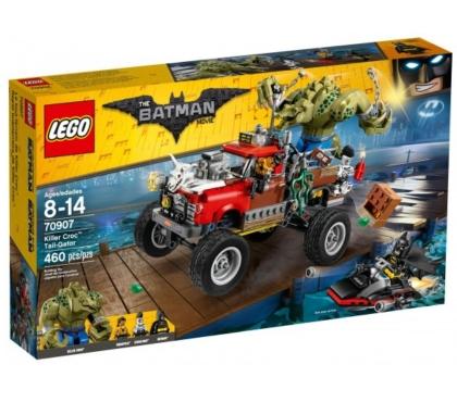 Photos Vivastreet LEGO Le tout-terrain de killer Croc 70907