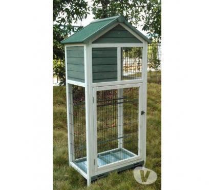 Photos Vivastreet Voliere bois inseparable canari cage mandarin 13O