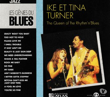 Photos Vivastreet CD Ike & Tina Turner The Queen Of Rhythm'n' Blues - Génies