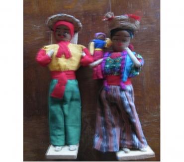 Photos Vivastreet Poupées Guatemala années 80