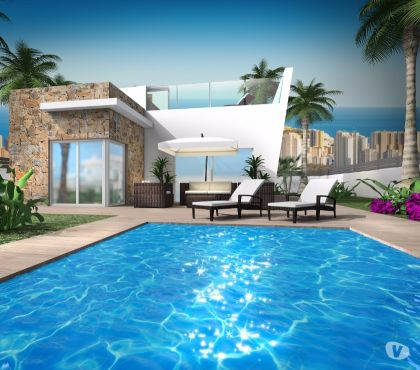 Photos Vivastreet VILLAS IND. NEUVES PISCINE PRIVÉE FINESTRAT HILLS (BENIDORM)
