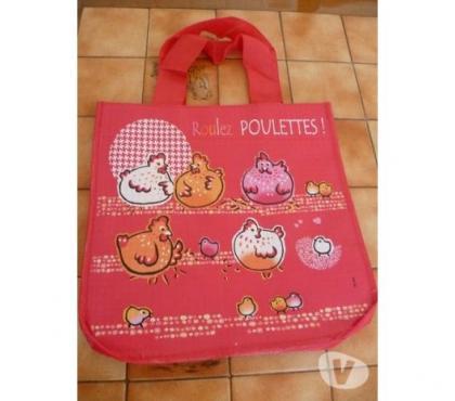Photos Vivastreet sac shopping mode fille enfant manga poule femme TV lolita