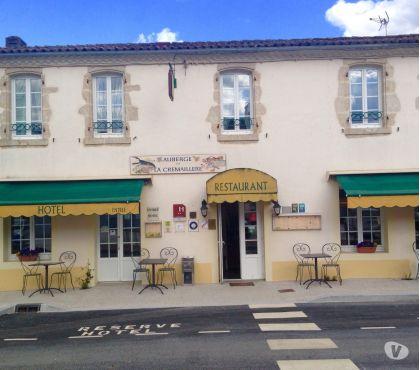 Photos Vivastreet fond de commerce hôtel- restaurant logis de France