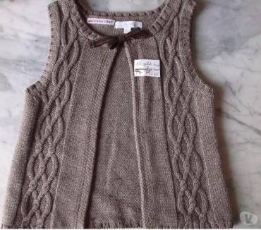 Photos Vivastreet tricot veste sans manches Jacadi 6A