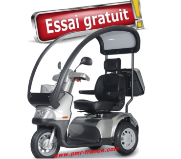 Photos Vivastreet Scooter Brise S 3 Mobility scooter - Toit Panoramique