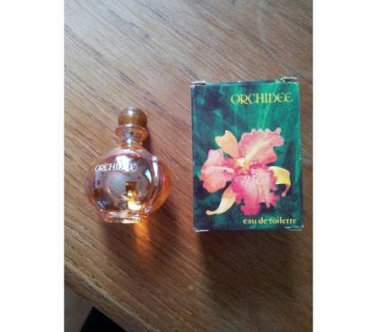 Photos Vivastreet Miniature de Parfum Orchidée d'Yves Rocher