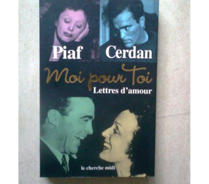 Photos Vivastreet CD +livrets -Aznavour, Bécaud -Piaf et Cerdan (livre) - zoe