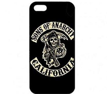 Photos Vivastreet coque sons of anarchy , Tête de Mort iphone 5 5s se neuf