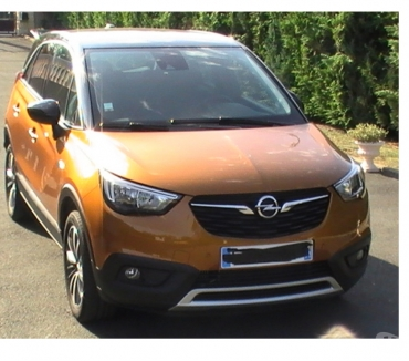 Photos Vivastreet OPEL CROSSLAND X 120TD INNOVATION
