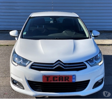Photos Vivastreet CITROEN C4 BLUEHDI 120 CH MILLENIUM BUSINESS 2 PLACES DERIV