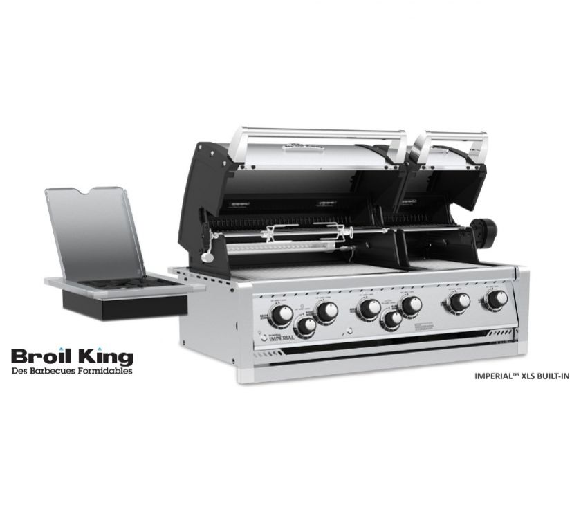 Photos Vivastreet Barbecue Encastrable Broil King BUILT IN Collection 2019