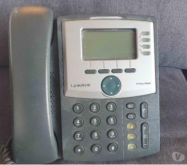 Photos Vivastreet Telephone SIP IP Linksys SPA942