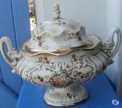 Photos Vivastreet Soupiere en porcelaine italienne LE TORRI