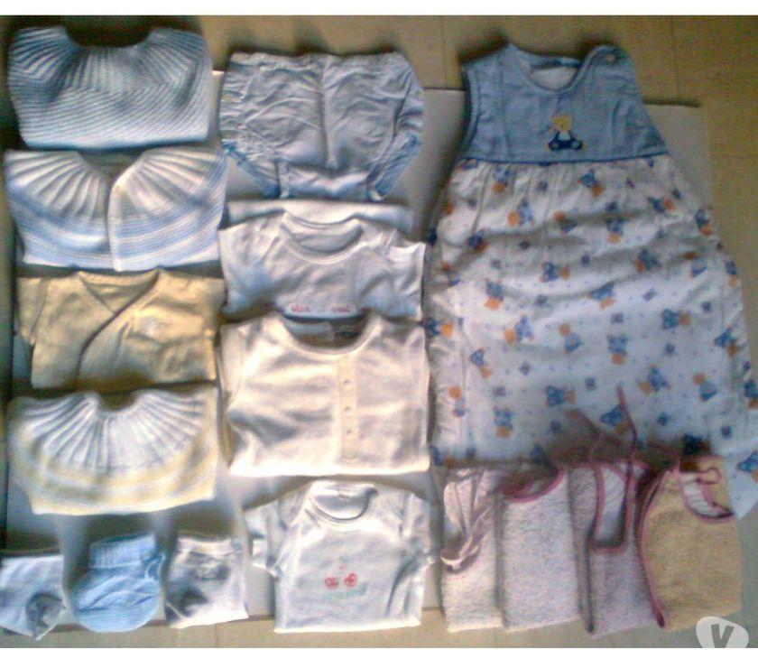 Vêtements bébés Bouches-du-Rhône Martigues - 13500 - Photos Vivastreet lot 3 - vêtements BB naissance à 1 et 2 mois - zoe