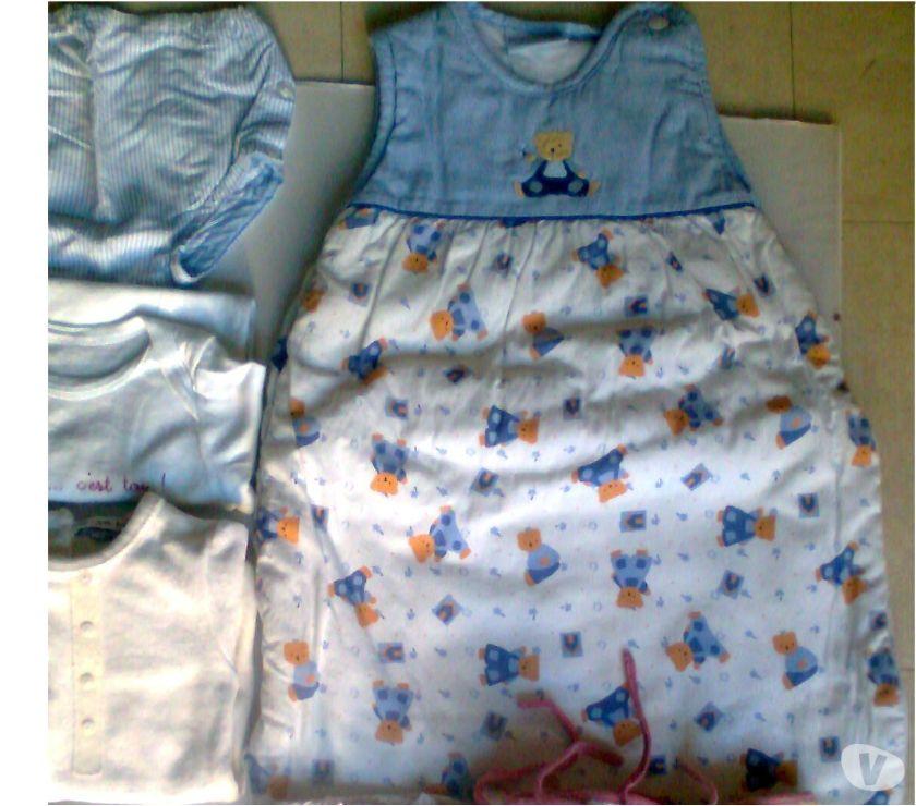 Photos Vivastreet lot 3 - vêtements BB naissance à 1 et 2 mois - zoe
