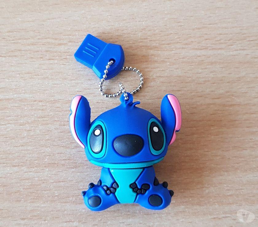 Photos Vivastreet Clé usb 8 go Stitch, jamais utilisée modèle n°2