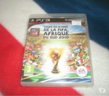 Photos Vivastreet ps3 coupe du monde de la fifa , afrique du sud 2010