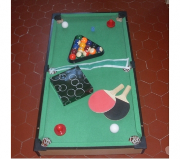 Photos Vivastreet TABLE JEU BILLARD PING PONG HOCKEY TRES BON ETAT