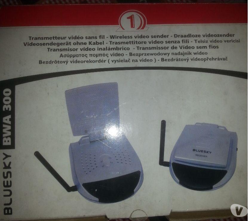 Photos Vivastreet transmetteur video sans fil