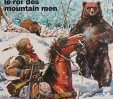 Photos Vivastreet Jim Bridger le roi des Mountain Men