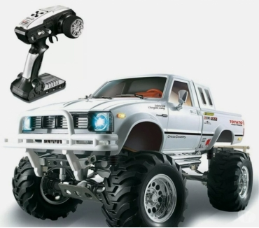 Photos Vivastreet Voiture 4x4 monster truck rc ​TOYATO HG P407 neuf