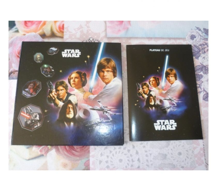 Collection Moselle Feves - 57280 - Photos Vivastreet Album Star wars leclerc film cine collection TV goodie luc