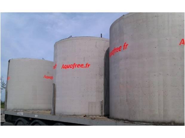 Gard Nimes - Photos Vivastreet cuve en béton - récupération d'eau de pluie
