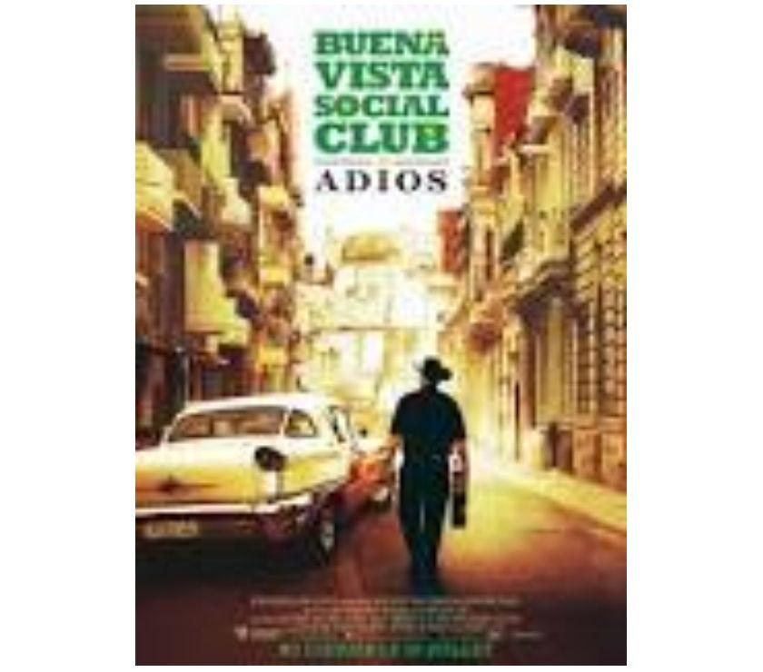 "Photos Vivastreet Place pour le film ""Buena vista social club:adios"""