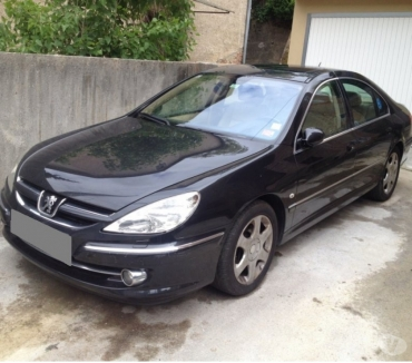 Photos Vivastreet Peugeot 607 2.2 HDi Pack A