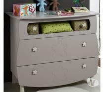 commode a langer blanche occasion
