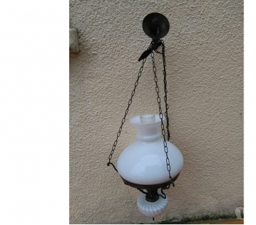 Photos Vivastreet LAMPE PORCELAINE VINTAGE