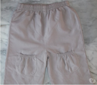 Photos Vivastreet pantalon beige à poches 18M